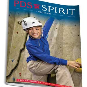PDS Spirit Magazine - Winter 2010